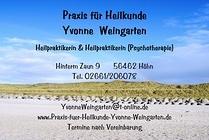 Praxis für Heilkunde <br />Yvonne Weingarten