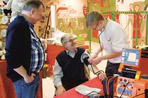 Bild zum Vergrößern anklicken - Informieren Sie sich am 5. März auf der Gesundheitsmesse Bad Marienberg