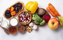 Bild zum Vergrößern anklicken - Achten Sie auf eine gesunde Enährung.